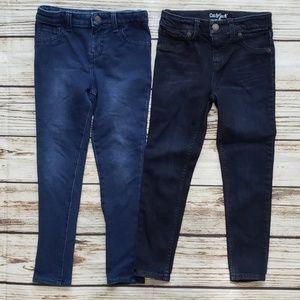 Cat & Jack 6 jeans jeggings